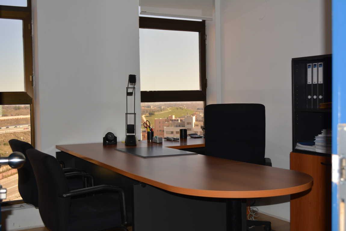 Centros de negocios en espa a business centers y for Despachos y oficinas