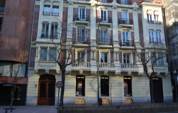 Madrid – Salamanca Gasset: Alquiler de despachos y oficinas en Gasset