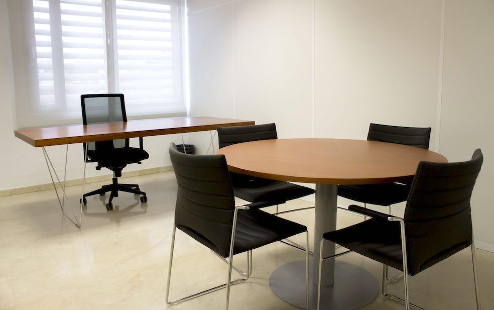 Valencia alquiler de despachos y oficinas en valencia for Oficinas prop valencia