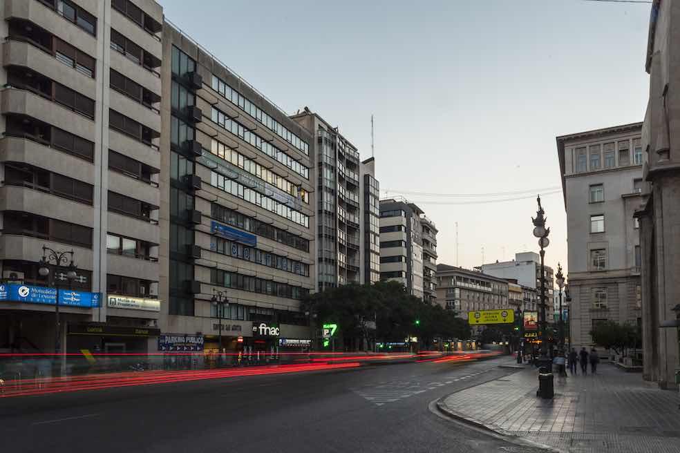 Valencia alquiler de despachos y oficinas en valencia for Edificio oficinas valencia