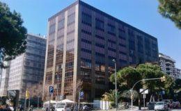 fachada edificio barcelona