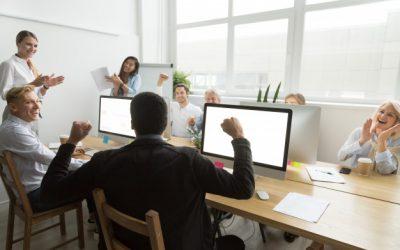 Cómo hacer que tu equipo de trabajo esté siempre motivado.