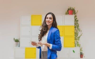 El Coworking y la Mujer Emprendedora