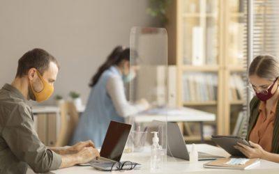 El coworking se impone en el sector de las oficinas