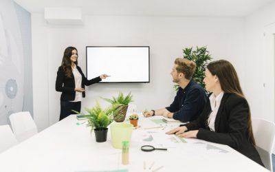 Coworking en Pozuelo: eficiencia y eficacia a tu alcance