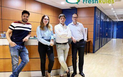 FreshRules.Agency nos cuenta su experiencia en un coworking